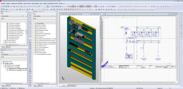 Progettazione e Realizzazione Quadri Elettrici